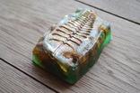Мыло ручной работы -Доисторический папоротник- с ароматом вербены 107 г