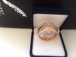 Золотой перстень 585 пробы photo 3