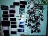 Одним лотом набір Смартфонів + з/ч + комплектуючі та багато іншого... photo 1