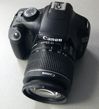 Canon EOS 1100D+18-55mm IS II