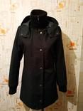 Куртка утепленная. Пальто FORVERT х/б р-р S photo 1