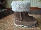 Зимові чобітки р.20 Clarks