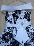 Нарядное платье для девочки 9-10 лет photo 2
