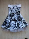 Нарядное платье для девочки 9-10 лет photo 4