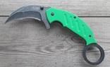 Керамбит VN Green Claw