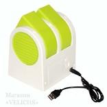 Мини USB кондиционер вентилятор увлажнитель Electric mini Fan photo 6