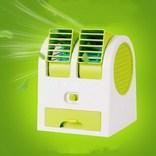 Мини USB кондиционер вентилятор увлажнитель Electric mini Fan photo 9