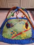 Дитячий розвиваючий коврик photo 2