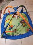 Дитячий розвиваючий коврик photo 4