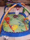 Дитячий розвиваючий коврик photo 5