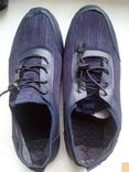 Кроссовки мужские маломеры (стелька 28см) photo 1