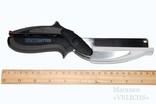 Универсальные кухонные ножницы 2 в 1 photo 4