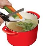 Универсальные кухонные ножницы 2 в 1 photo 8