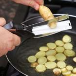Универсальные кухонные ножницы 2 в 1 photo 10