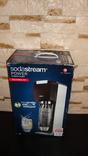 Електричний сифон для газування води Sodastream