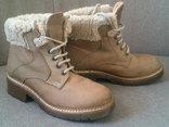 Landrover - фирменные ботинки разм. 39
