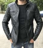 Кожаная куртка photo 1