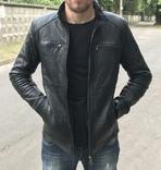 Кожаная куртка photo 2