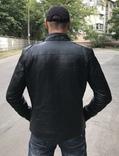 Кожаная куртка photo 3