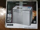Хлебопечь Profi Cook PC-BBA 1077 из Германии