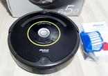 Робот пылесос iRobot Roomba 650, б/у, рабочий, без зарядки.