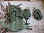 Рюкзак 110л Новый(для армии Франции)