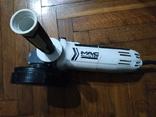 Болгарка Mac Allister 750W 220-240V 115mm Angle grinder MSAG750