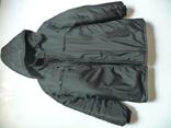 Мужской удлиненный зимний пуховик-куртка Большой размер