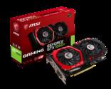 Видеокарта MSI GeForce GTX 1050 TI GAMING 4G  Украинская гарантия до 2021года.