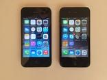 2 iPhone: 4 и 4S