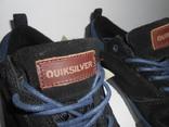 Мужские кроссовки Австралийского бренда Quiksilver  39р.