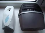 Автоматичний освіжувач повітря+осушувач повітря