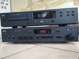 Усилитель NAD-701+CD NAD-502