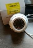 Купольная IR камера видеонаблюдения для помещений photo 1