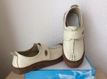 Туфли для проблемных ног. Кожа. 25,5 см.