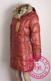 Куртка пуховик Бордо размер - 3XL (46)