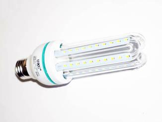 5шт.  12W LED E27 длинная