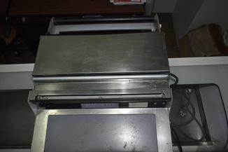 Горячий стол Hand Packer