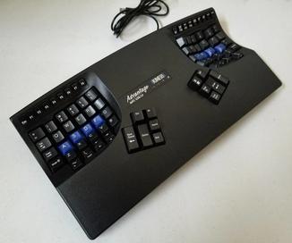 Клавиатура Kinesis Advantage Model KB500USB-BLK-LF, США