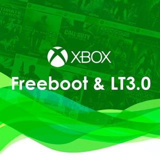 Freeboot прошивка для XBOX 360 SLIM