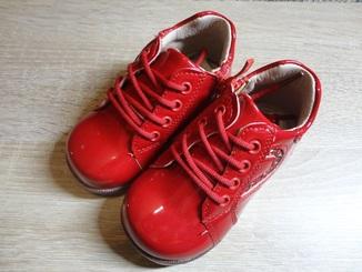 Детские ботиночки для девочек Apawwa