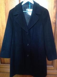 Пальто Betty Barclay, новое, шерсть-кашемир