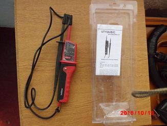 Вольтметр Uni-T UT15B для тестирования напряжения