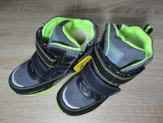 Детские зимние ботинки Clibee для мальчика (26-31)