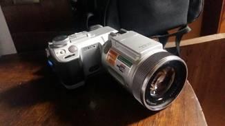 Фотоаппарат Sony cybershot DSC-F 717