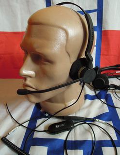 профессиональная гарнитура Jabra BIZ 2300 QD IP-телефония