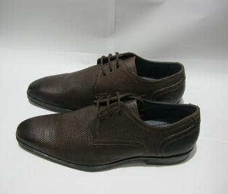 Кожаные туфли 41 р.