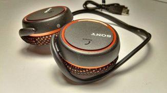 Отличные Bluetooth наушники Sony AS700BT Оригинал Новые (код 892)
