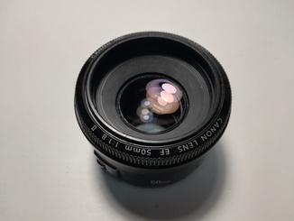 Объектив Canon EF 50mm f/1.8 II (код 2516)