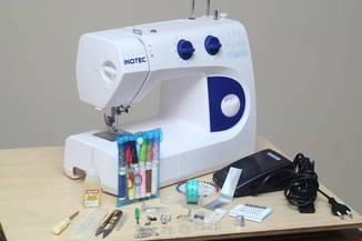 Швейная машина Inotec NM902-06 Германия - Гарантия 6 мес